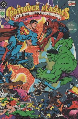 Crossover Classics: La Colección Marvel / DC (Rústica) #2