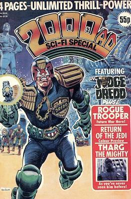 2000 AD Sci-Fi Special #6