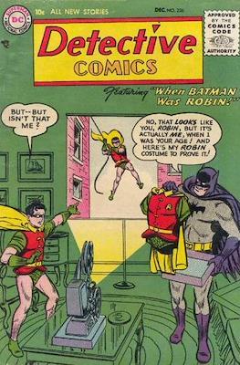 Detective Comics Vol. 1 (1937-2011; 2016-) (Comic Book) #226