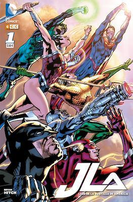 JLA. Liga de la Justicia de América #1