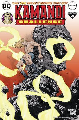 Kamandi Challenge (Comic-book) #4