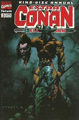 Extra Conan. El bárbaro (Grapa 40 pp) #5