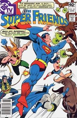 Super Friends Vol.1 (1976-1981) (Grapa, 32 págs.) #33