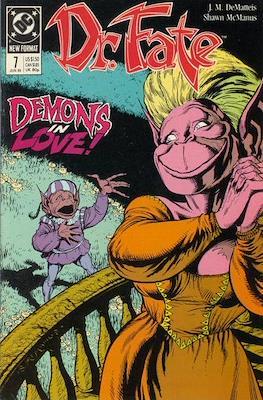 Doctor Fate Vol 2 (1988-1992) #7
