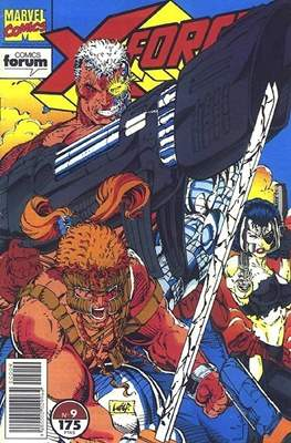 X-Force Vol. 1 (1992-1995) #9