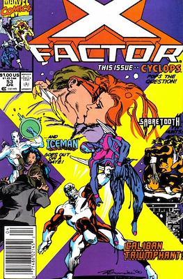 X-Factor Vol. 1 (1986-1998) (Comic Book) #53