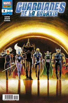 Guardianes de la Galaxia (2013-) (Grapa) #67/4