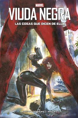 Viuda Negra: Las cosas que dicen de ella - 100% Marvel HC (Cartoné 152 pp) #