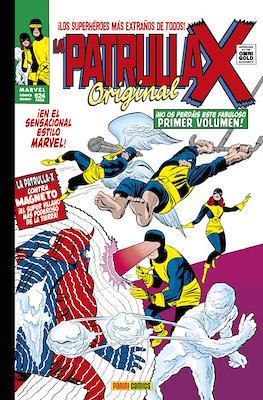 La Patrulla-X Original. Marvel Gold (Omnigold) (Cartoné) #1