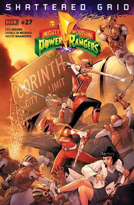 Mighty Morphin Power Rangers (Comic Book) #27