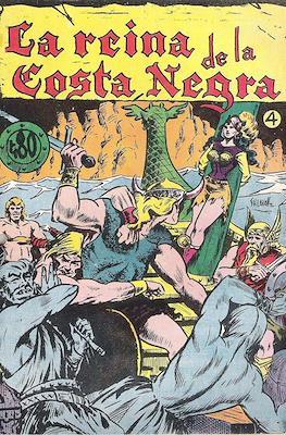 La Reina de la Costa Negra (1ª época - Grapa) #4