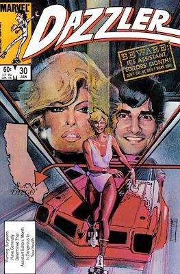 Dazzler Vol. 1 (Comic-Book) #30