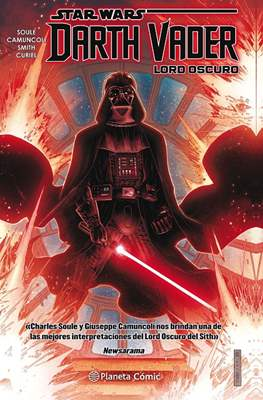 Star Wars: Darth Vader. Lord Oscuro (Cartoné 152 pp) #1
