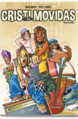 Cristi y sus movidas (Rústica 256 pp) #
