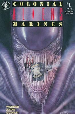 Aliens: Colonial Marines #1