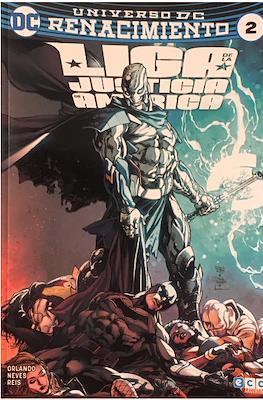 Liga de la Justicia de América (Rustica) #2
