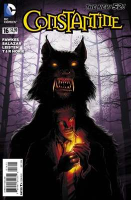 Constantine (2013-2015) (Comic-book) #16
