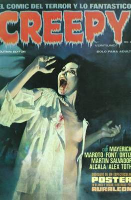 Creepy (Grapa, 1979) #21