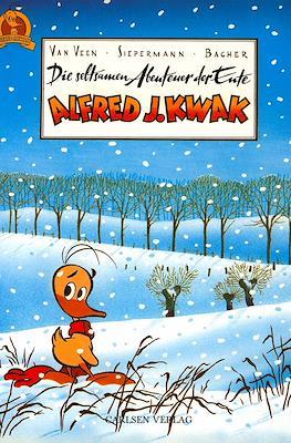 Die seltsamen Abenteuer der Ente Alfred Jodocus Kwak