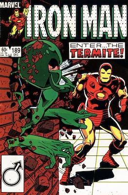 Iron Man Vol. 1 (1968-1996) (Comic book) #189
