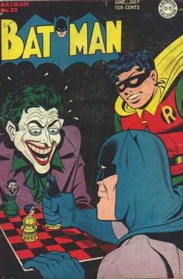 Batman Vol. 1 (1940-2011) (Comic Book) #23