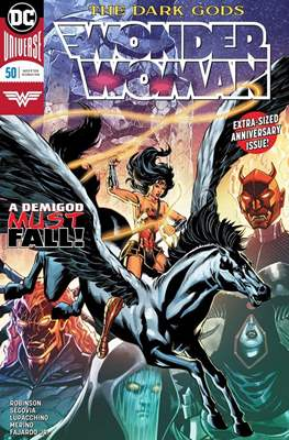 Wonder Woman Vol. 5 (2016-) (Comic book) #50