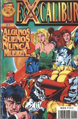 Excalibur Vol. 2 (1996-1999) (Grapa 24 pp) #21