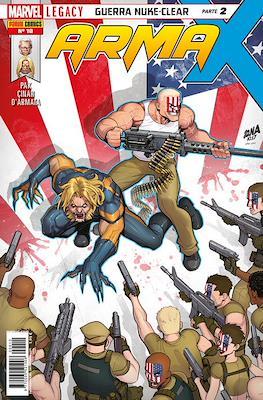 Arma X (2017-) (Grapa) #10