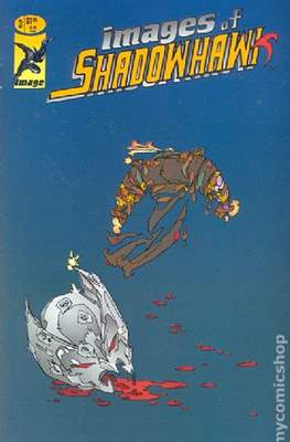 Images Of Shadowhawk (Comic Book) #3
