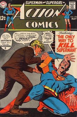 Action Comics Vol. 1 (1938-2011; 2016-) (Comic Book) #376