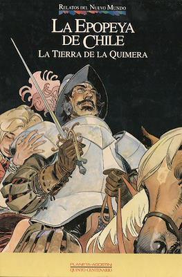 Relatos del Nuevo Mundo (Cartoné 72 pp) #18