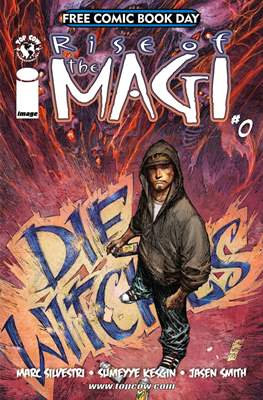 Free Comic Book Day: Rise of the Magi