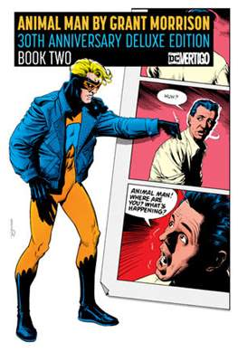 Animal Man by Grant Morrison 30th Anniversary Deluxe Edition #2