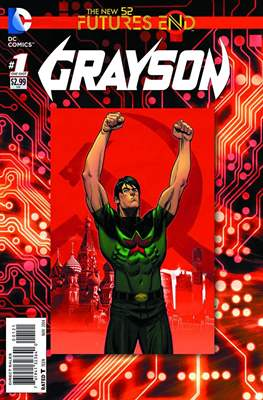 Futures End: Grayson (2014)