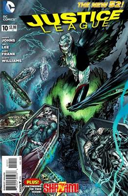 Justice League Vol. 2 (2011-2016) (Comic-Book) #10