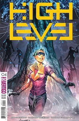 High Level (Comic book) #4