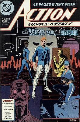Action Comics Vol. 1 (1938-2011; 2016-) (Comic Book) #612