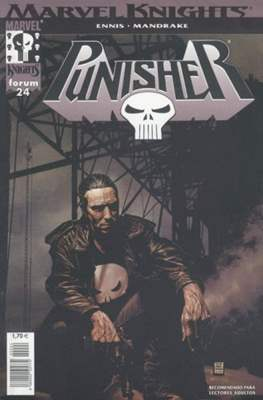 Marvel Knights: Punisher Vol. 2 (2002-2004) (Grapa 24 pp) #24