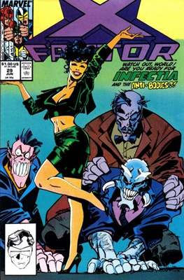 X-Factor Vol. 1 (1986-1998) (Comic Book) #29