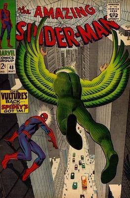 The Amazing Spider-Man Vol. 1 (1963-2007) (Comic-book) #48