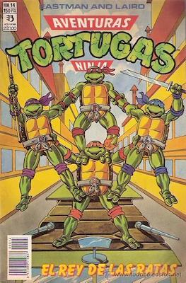 Aventuras Tortugas Ninja (Grapa) #14