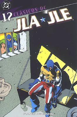 JLA / JLE. Clásicos DC (Rústica 144-224 pp) #12