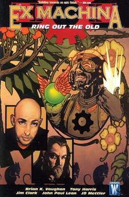 Ex Machina (Softcover) #9