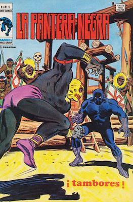 La Pantera Negra (Rústica 36 pp) #4