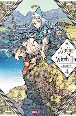 Atelier of Witch Hat (Rústica con sobrecubierta) #4
