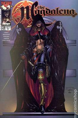 The Magdalena Vol. 1 (2000-2001) (Comic Book) #3