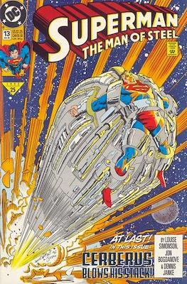 Superman: The Man of Steel (Comic book) #13