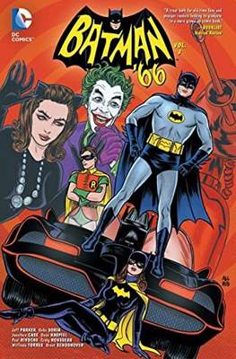 Batman '66 (Softcover) #3