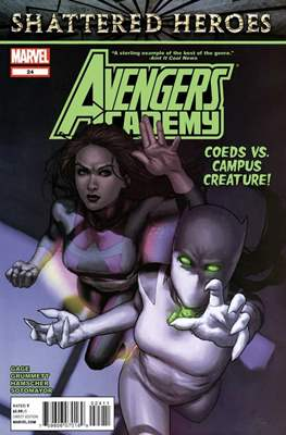 Avengers Academy (2010-2013) #24