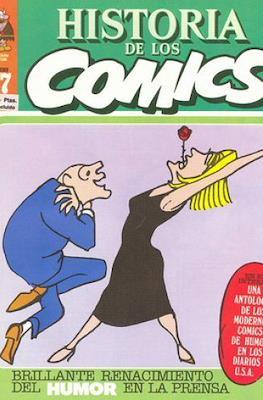 Historia de los Cómics (Grapa 32 pp) #27
